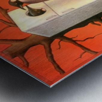 Pawel Kuczynski 29. Metal print
