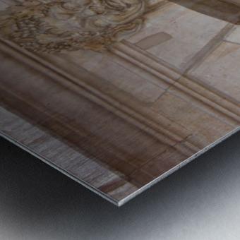 Chanel Paris Metal print