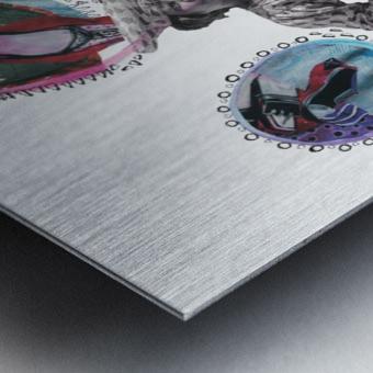 Herero Woman 3 Metal print