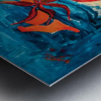 corals Metal print