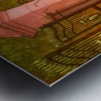 PawelKuczynski46 Metal print