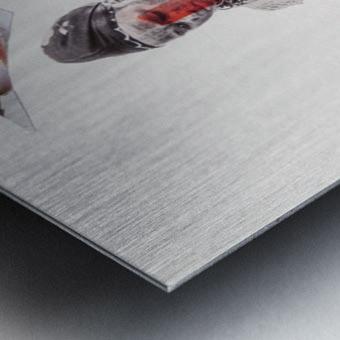 amazing grace4 Metal print