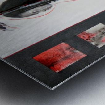 emerveillement4 Metal print