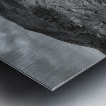 Reverence Metal print