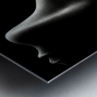 Figurative Body Parts 3 Metal print