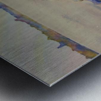 Inukshuk Metal print