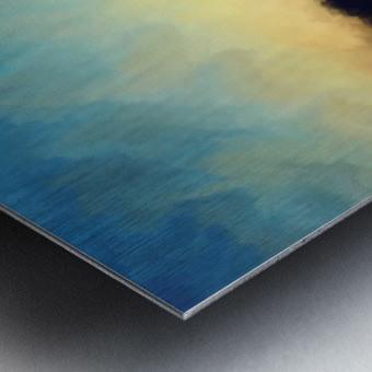 Oniric River Metal print