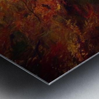 Autumnal Landscape 5 Metal print