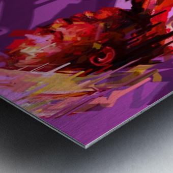 Untitled 16 Metal print