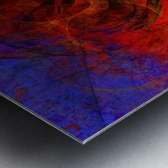Solariz  by Jean-François Dupuis  Metal print