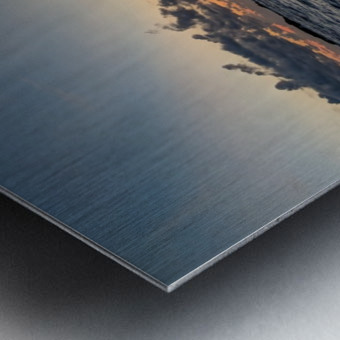 Eleuthera Glow Metal print