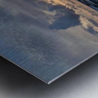 Eleuthera Waves Metal print