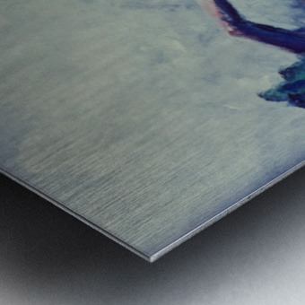 Prairie House Metal print