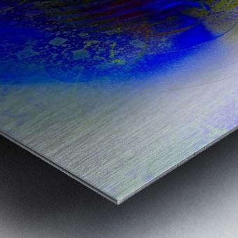 Azitum 2 Metal print