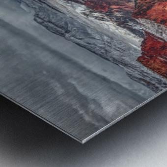 Mysteries of Time Metal print