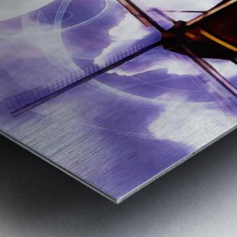 Windcatcher Metal print