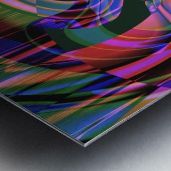 Aurora_Borealis Metal print