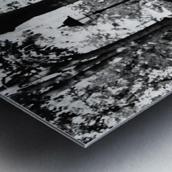 Tuning a New Generation Metal print