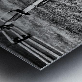 Sword Metal print