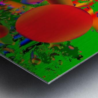 Tangerine_Island_7 Metal print