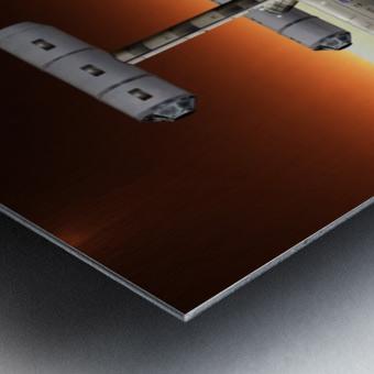 Marship OUTRIG 3 Metal print
