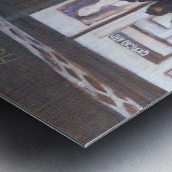 The 24 Metal print