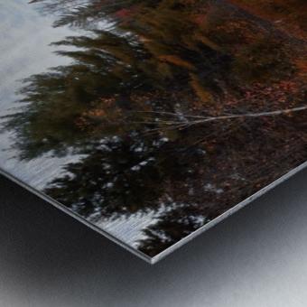 Reflet Impression metal