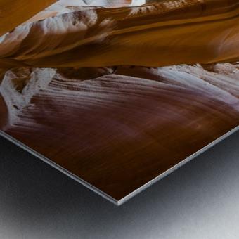 Upper Antelope Canyon 5 Metal print