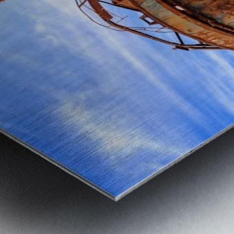 _TEL3227 Metal print