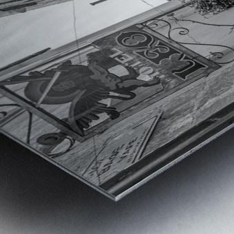 _TEL3768 Edit Metal print
