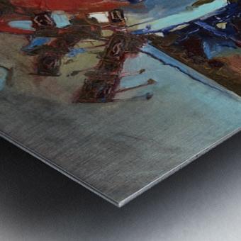 ALXF0009 Metal print