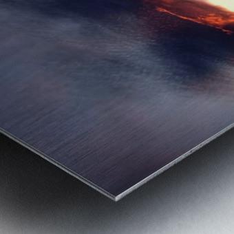 nube 49 Metal print