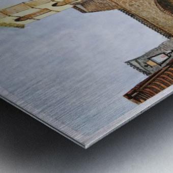 City Gate _DKS Metal print