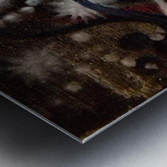 Shungite.Epiphany3.  Metal print