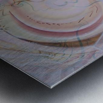 Awakening Metal print