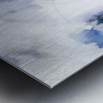 Lavender Cloud Impression metal