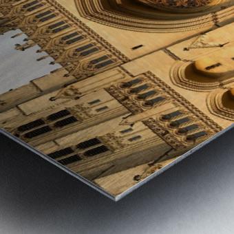National Cathedral Metal print