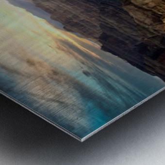 Sunrise over Grand Canyon Metal print