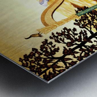 2003 014 Metal print