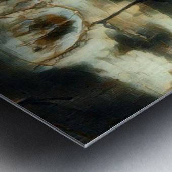 Entwine Metal print