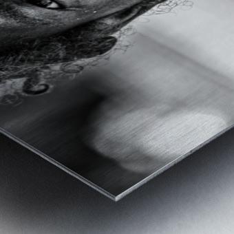 Temet Nosce Metal print