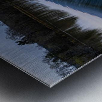 Savannah River Rapids in Columbia County   Augusta GA 6254 Metal print