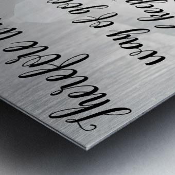 Good Men Metal print