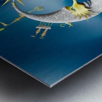Marcelluna Metalli Metal print