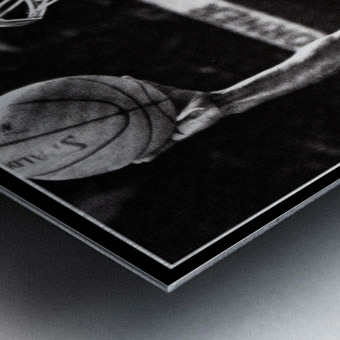 Michael Jordan Art Print Metal print