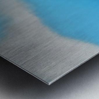 Moment of Clarity III Metal print