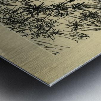BNC1967-026 Metal print