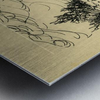 BNC1967-028 Metal print