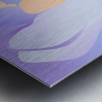 CHERUBIN Metal print
