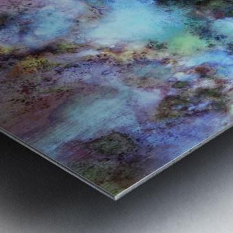 Tangled air Metal print